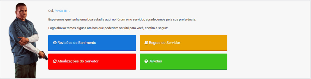 Caixa informativa Screen66
