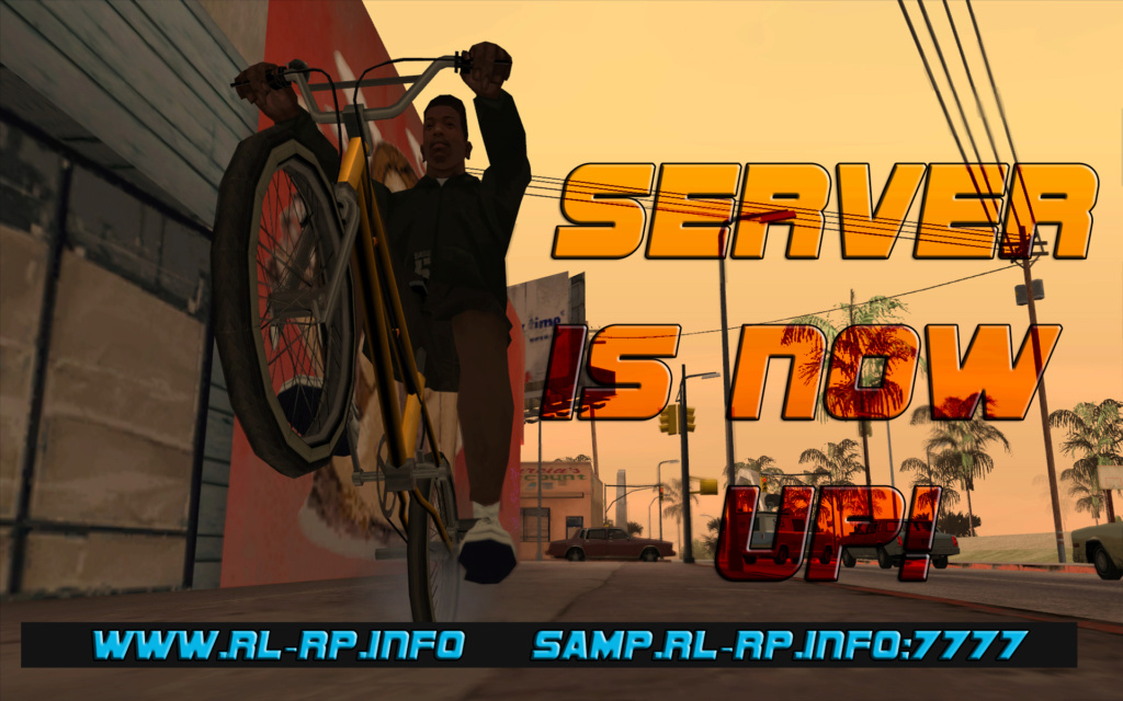 SAMP RL-RP PH - Portal Server12