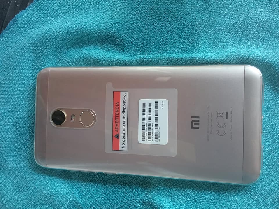 Xiaomi Redmi 5 plus 64 GB Phone Img_0411