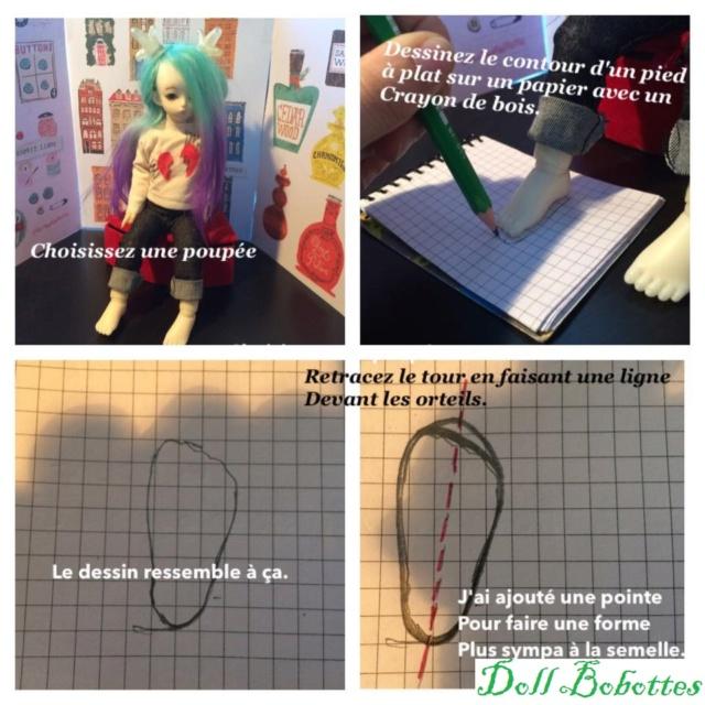 *Doll Bootsie, chaussures poupées* Tutoriel geta japonaise - Page 14 Tuto110