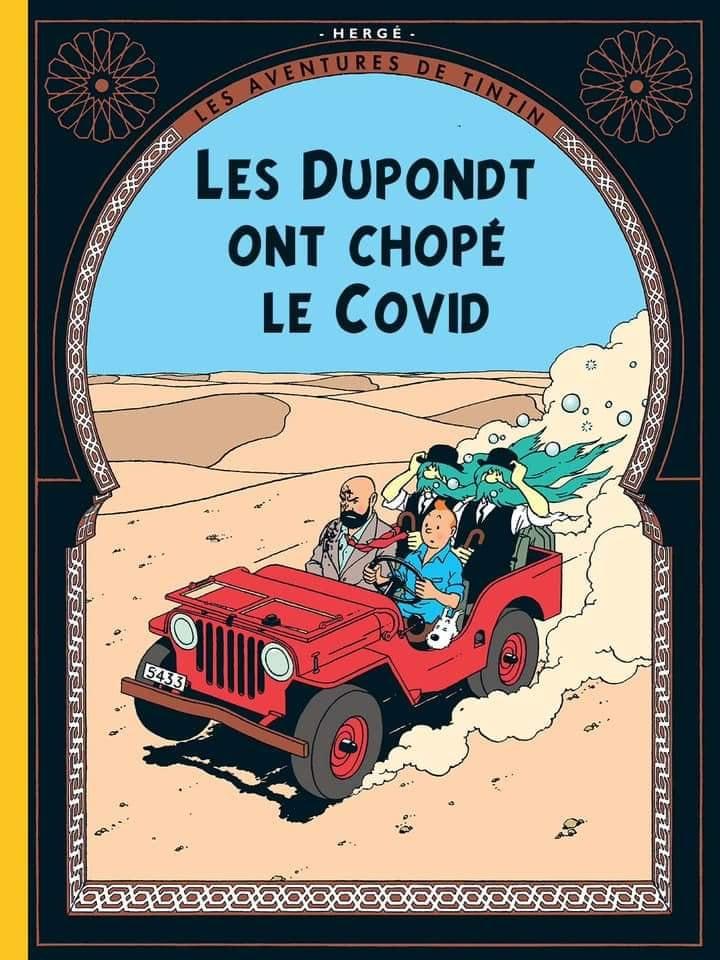 Bande dessinée - Page 3 Dupond14