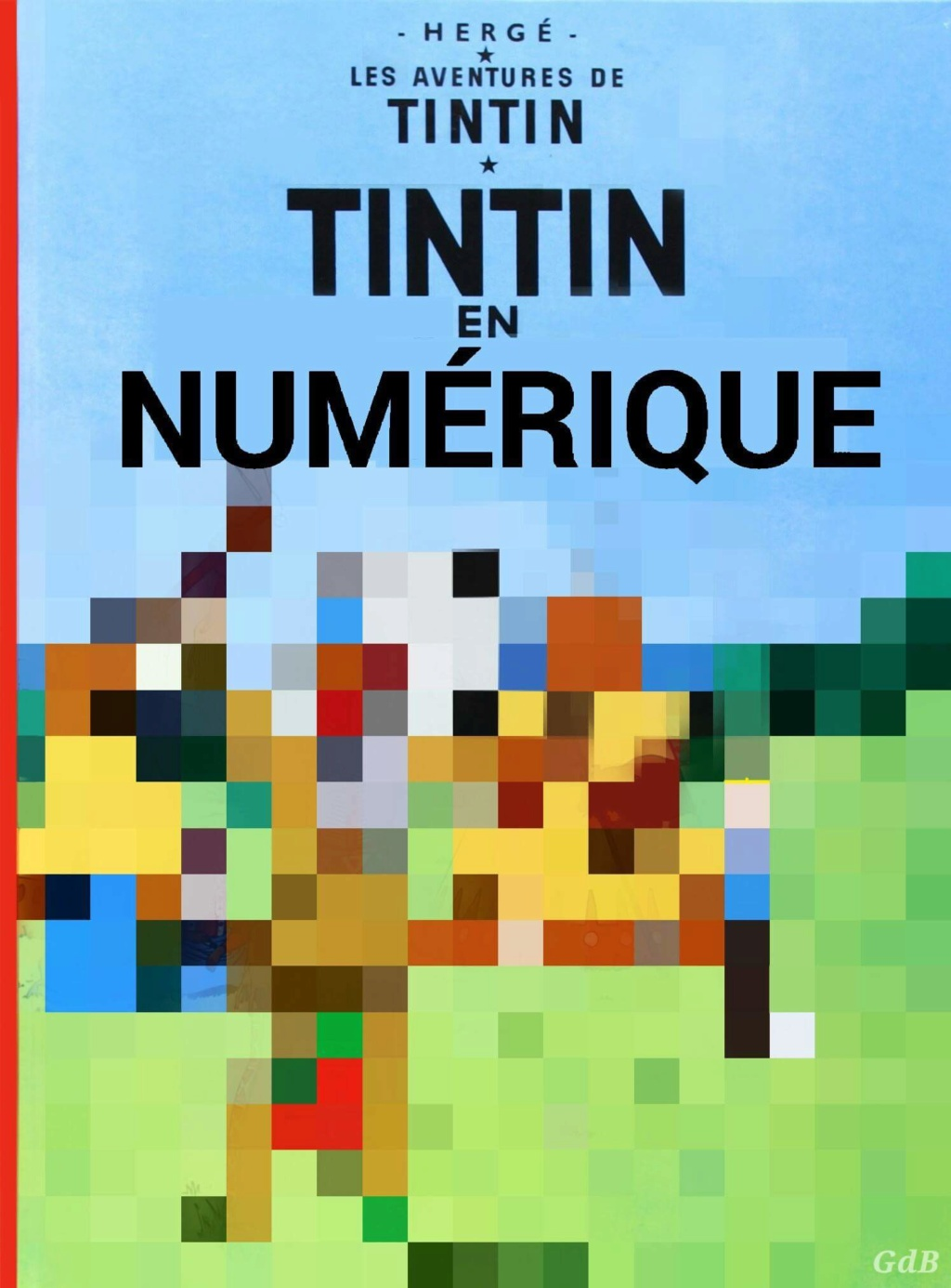 Bande dessinée Tintin10
