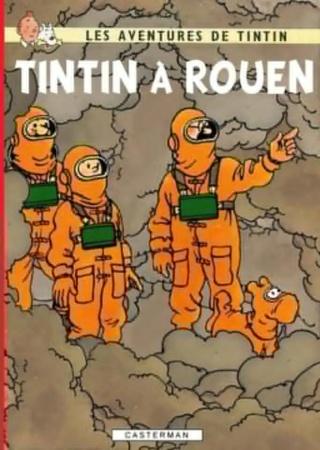Bande dessinée Tintin11