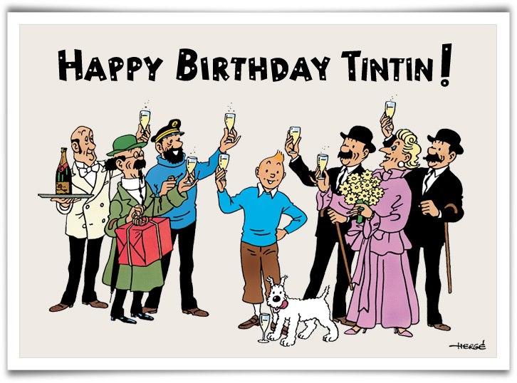Bande dessinée Tintin15