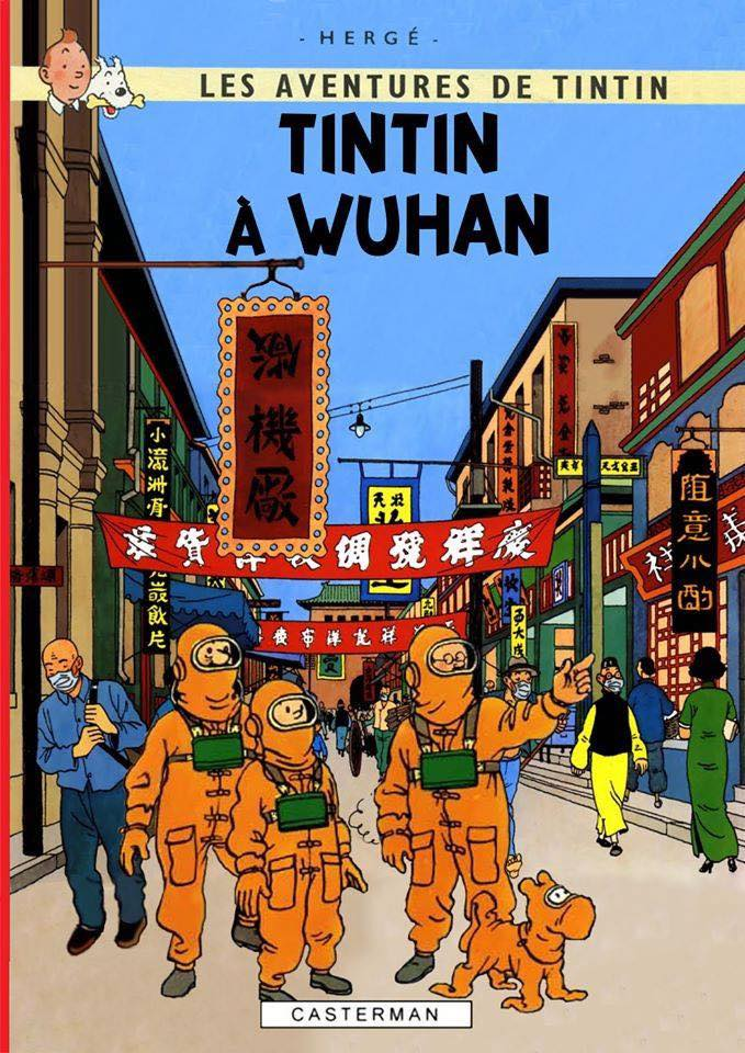 Bande dessinée - Page 2 Tintin16