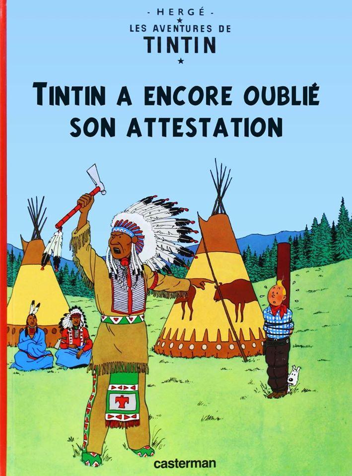 Bande dessinée - Page 2 Tintin18