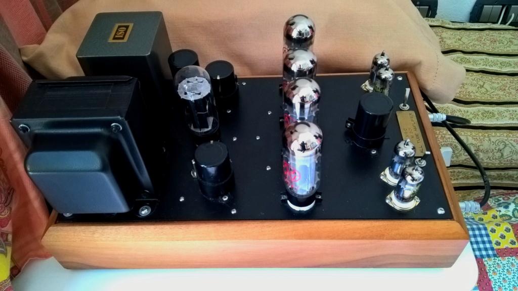 Mi sono regalato un amplificatore per la Hifiman Jade II Ampli_10