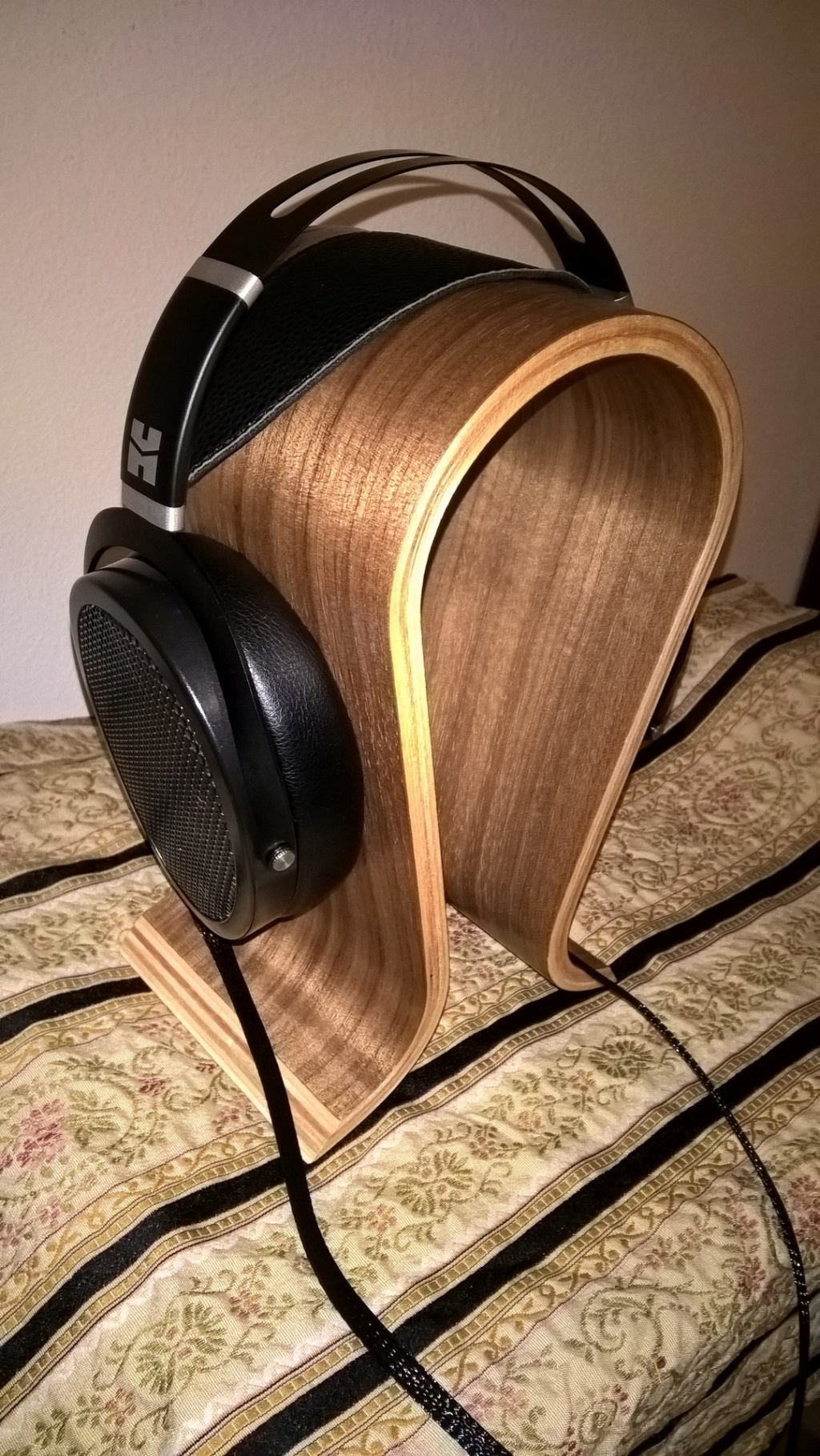Mi sono regalato un amplificatore per la Hifiman Jade II Cuffia10