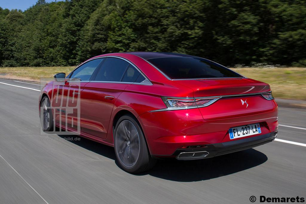 2020 DS Automobiles DS 9 (X83) 39
