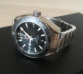 Ocean - [Vends-baisse de prix] Omega Seamaster Planet Ocean 600m Co-axial 42mm Captur54