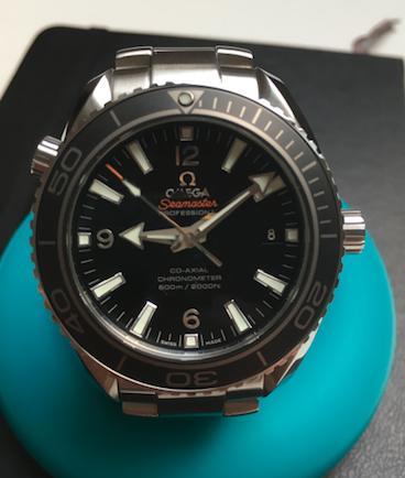 Ocean - [Vends-baisse de prix] Omega Seamaster Planet Ocean 600m Co-axial 42mm Captur61