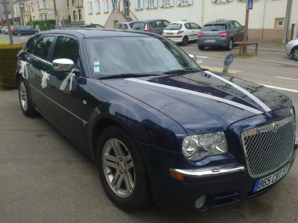 A VENDRE OU ECHANGE  Chrysler 300c touring crd Photo110