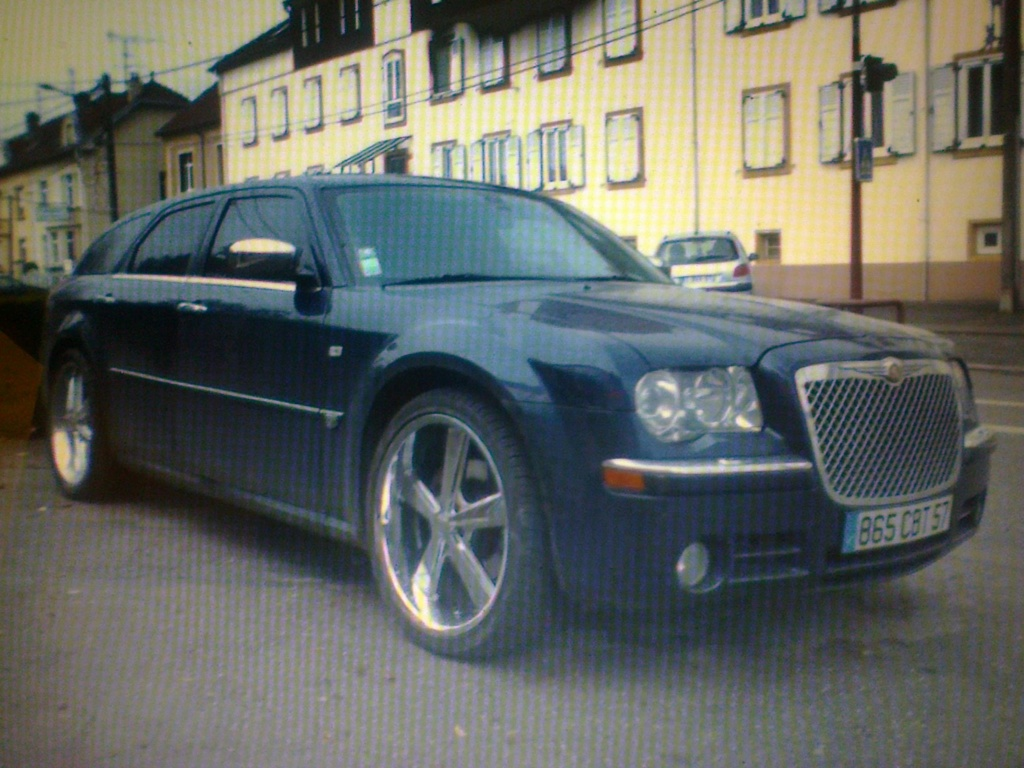 A VENDRE OU ECHANGE  Chrysler 300c touring crd Photo111