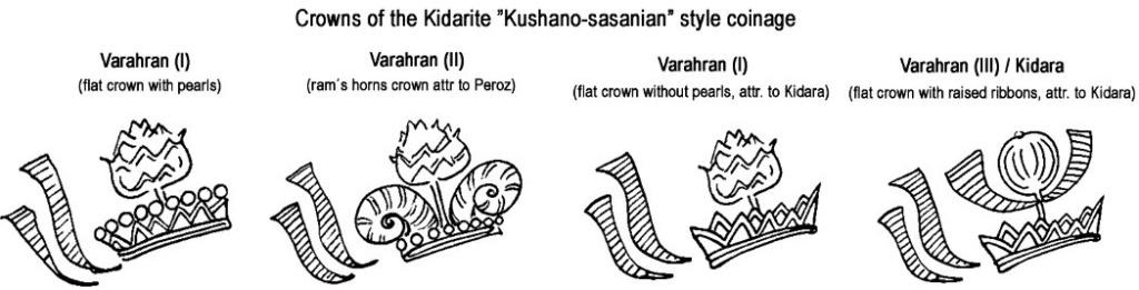 Unit de Varhran Kushanshah I Kidara11
