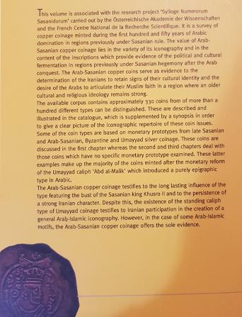 Las monedas de cobre Árabe-Sasánidas. Libro_11
