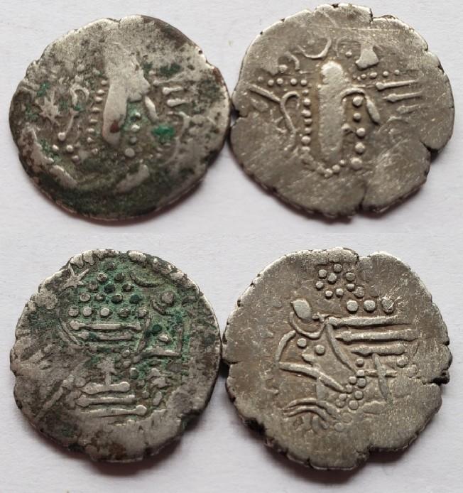 Dracma Indo-sasánida Serie_13