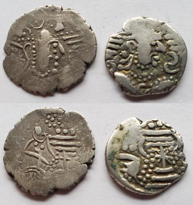 Dracma Indo-sasánida Serie_14