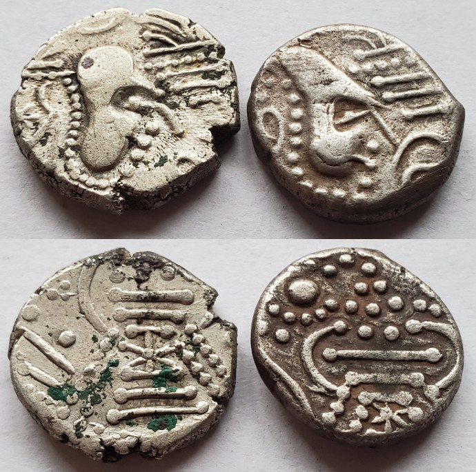 Dracma Indo-sasánida Serie_15