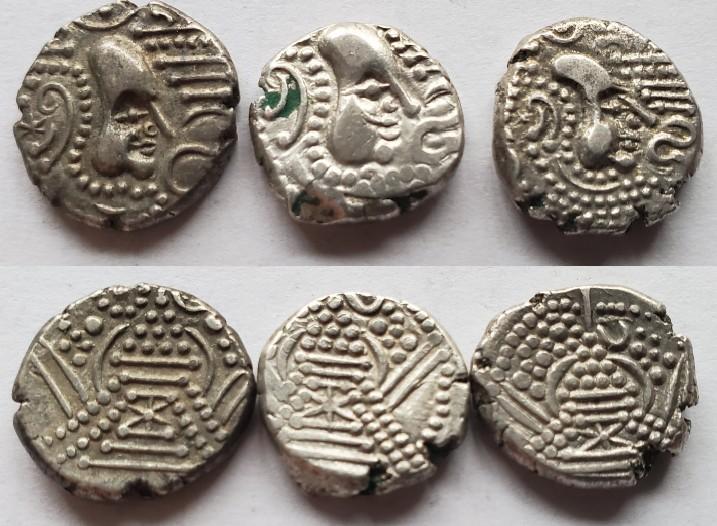 Dracma Indo-sasánida Serie_16