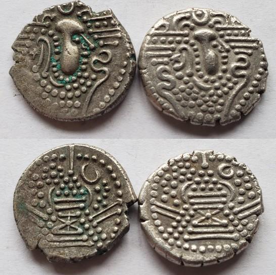 Dracma Indo-sasánida Serie_17