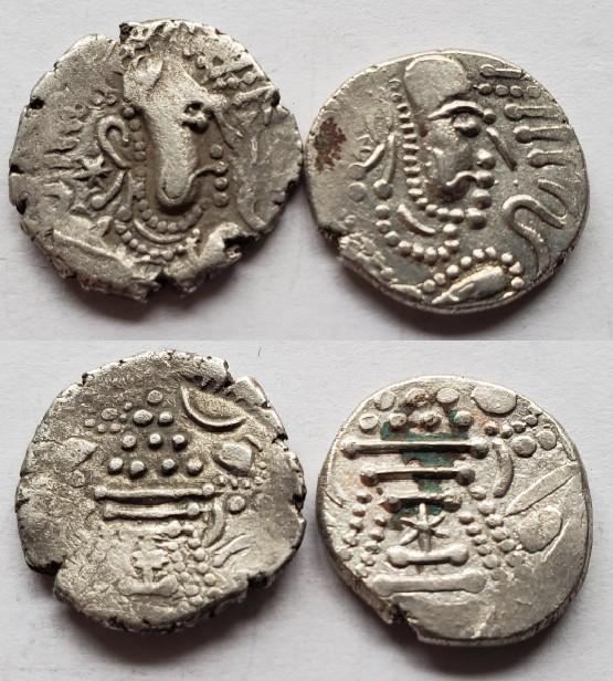 Dracma Indo-sasánida Serie_19