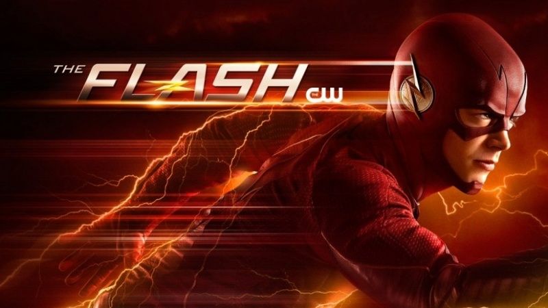 The Flash The-fl10