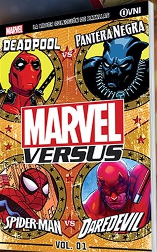 [Clarín - Ovni-Press] Colección Marvel Versus  112