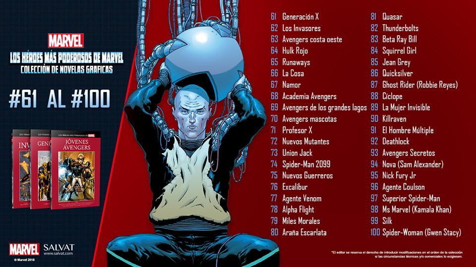 34- - [Marvel - Salvat] Colección Los Héroes Más Poderosos de Marvel - Página 39 38018010