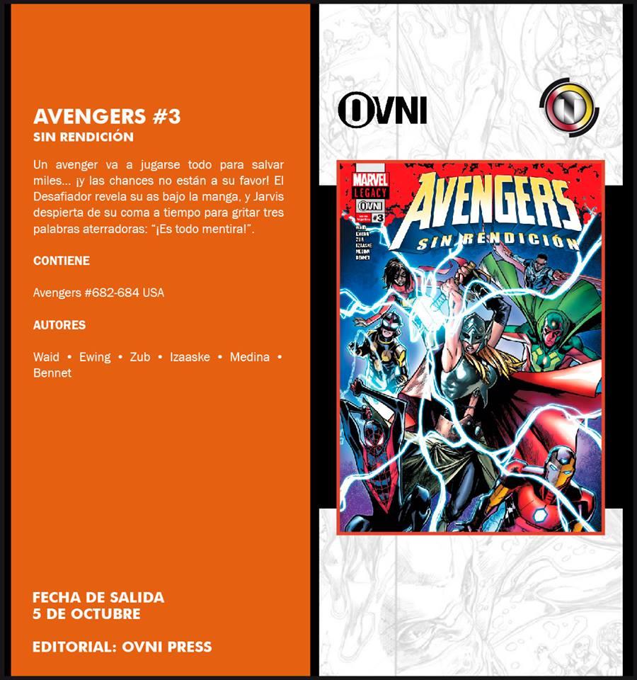 [Marvel - Ovni-Press] Consultas y novedades - Referente: Skyman v2 - Página 36 43121710