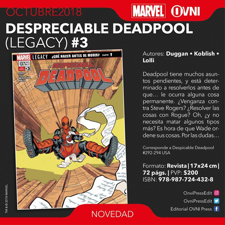 [Marvel - Ovni-Press] Consultas y novedades - Referente: Skyman v2 - Página 36 43788310