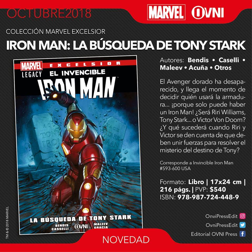 [Marvel - Ovni-Press] Consultas y novedades - Referente: Skyman v2 - Página 36 44249910