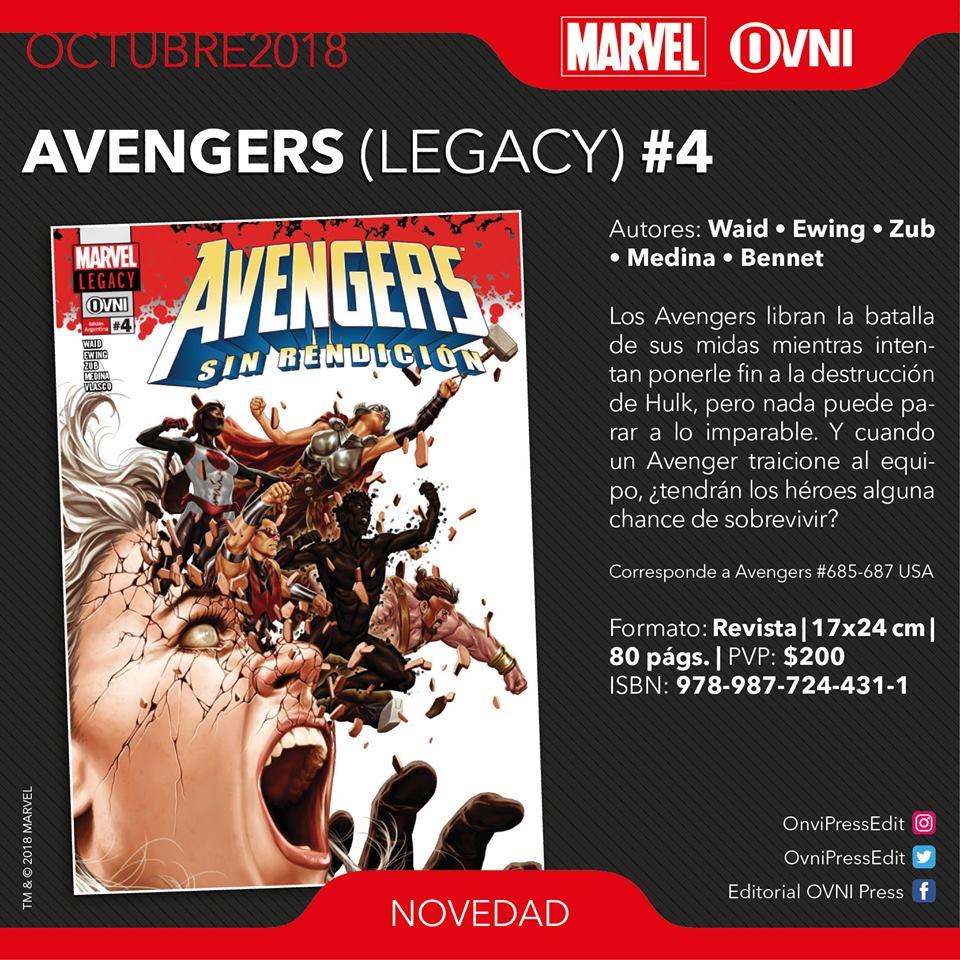 [Marvel - Ovni-Press] Consultas y novedades - Referente: Skyman v2 - Página 36 44313010