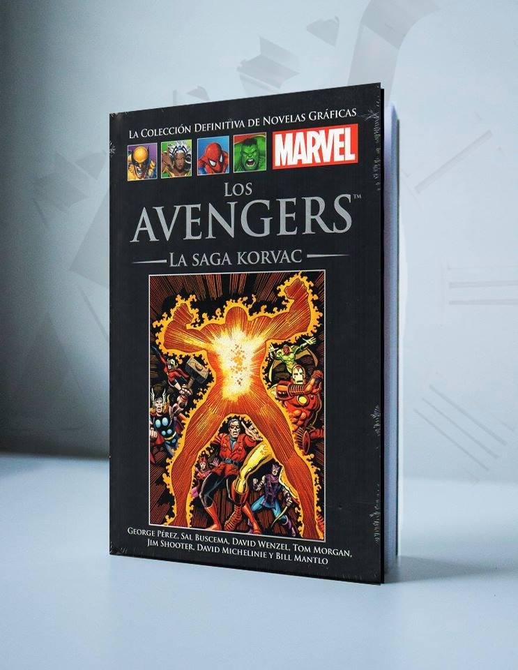 1-7 -  [Marvel - Salvat] La Colección Definitiva de Novelas Gráficas de Marvel v4 - Página 30 58461410