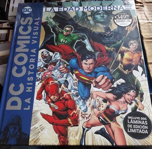 [DC-La Nación] DC Comics: La historia visual 59079110
