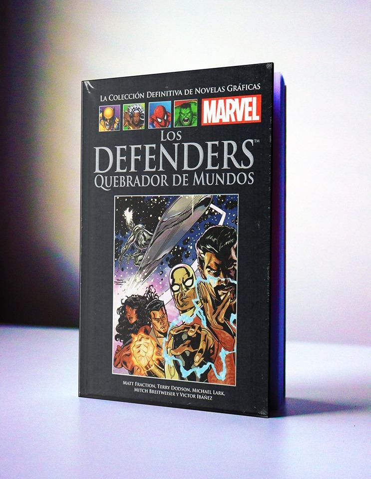 86 -  [Marvel - Salvat] La Colección Definitiva de Novelas Gráficas de Marvel v4 - Página 31 61195210