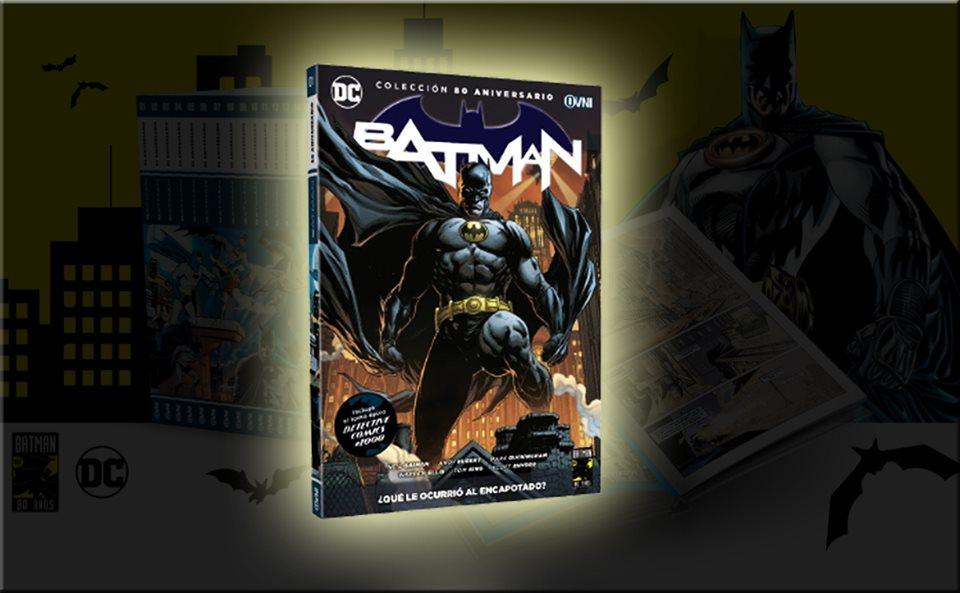 1000 - [La Nación - Ovni-Press] Colección Batman: 80 aniversario 61371810