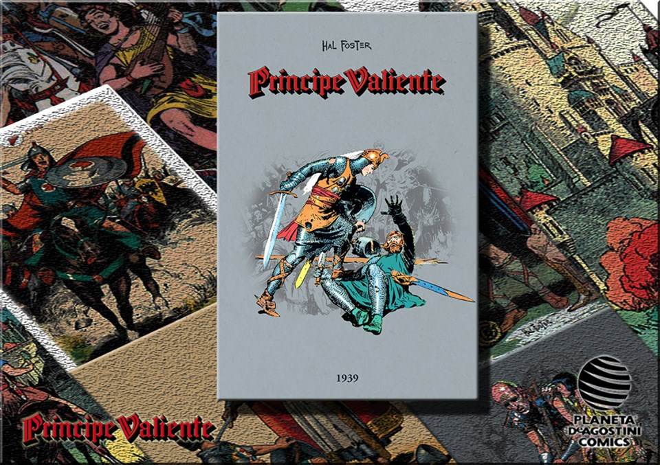 [Planeta DeAgostini] Príncipe valiente - Página 2 61718510