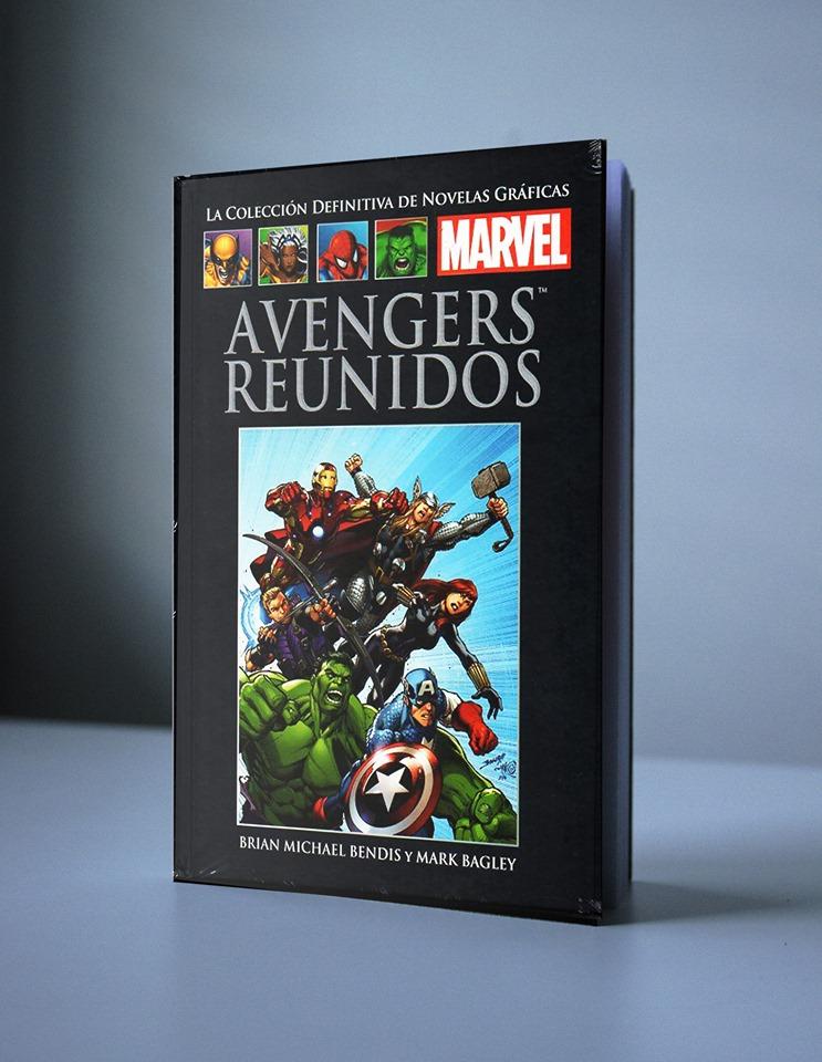 [Marvel - Salvat] La Colección Definitiva de Novelas Gráficas de Marvel v4 - Página 31 61913710