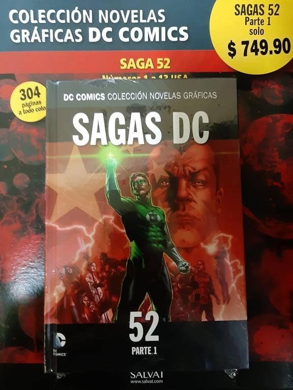 [DC - Salvat] La Colección de Novelas Gráficas de DC Comics  - Página 22 69735310