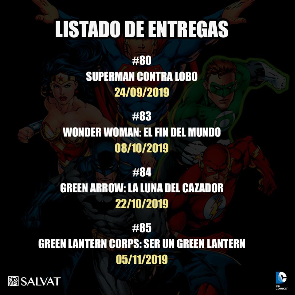 201 - [DC - Salvat] La Colección de Novelas Gráficas de DC Comics  - Página 23 70626610