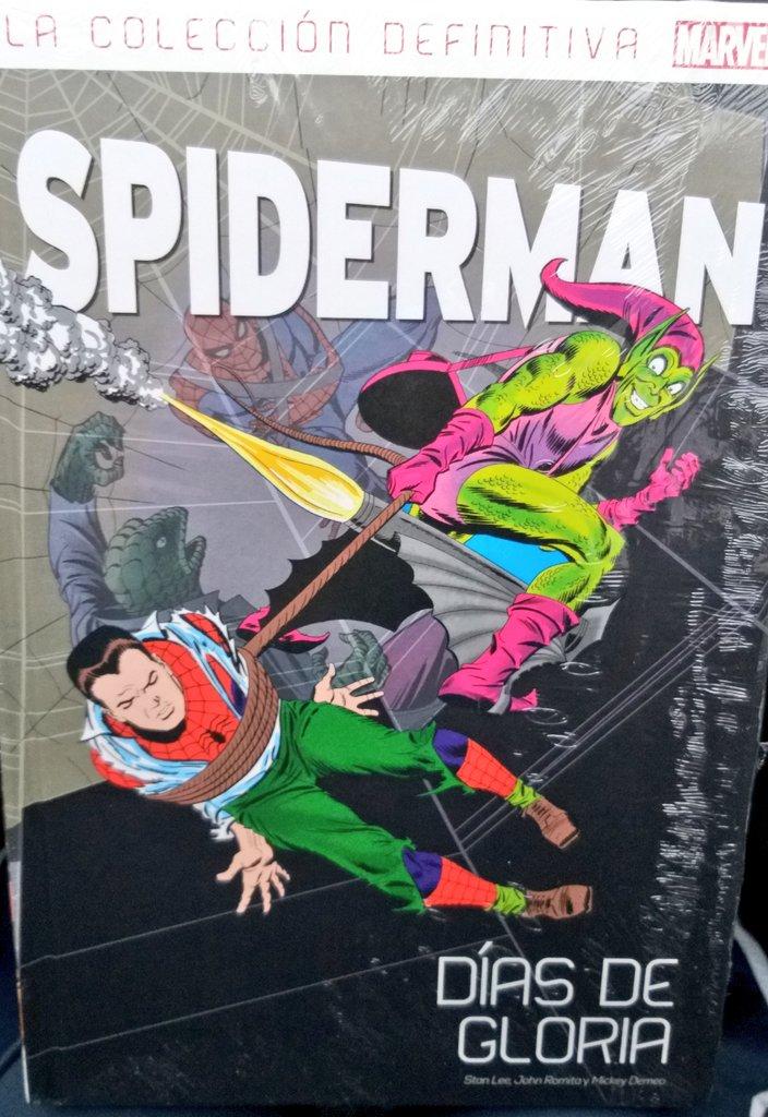 1-6 - [Marvel - SALVAT] SPIDERMAN La Colección Definitiva en Argentina - Página 5 D-oii610