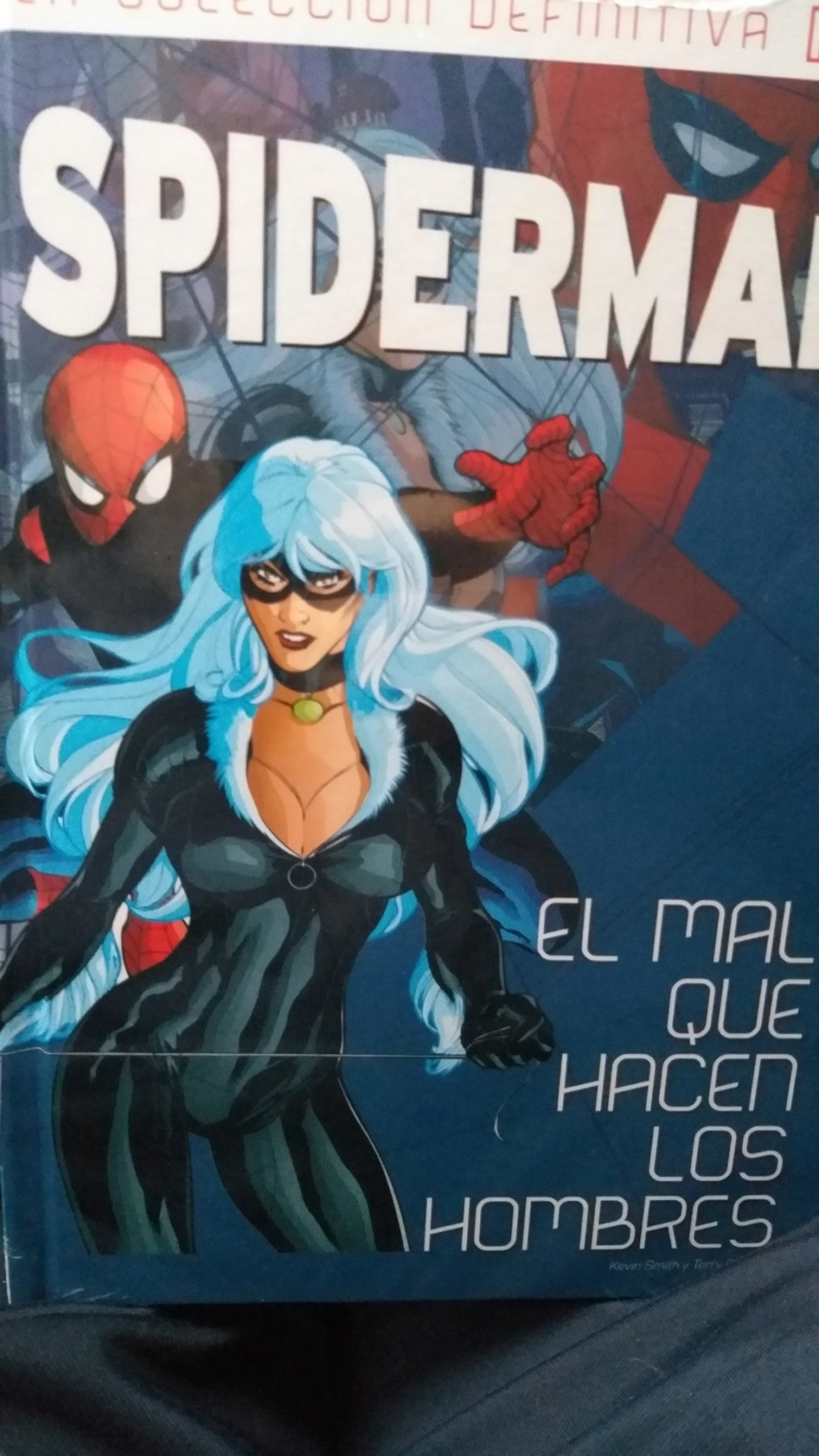 1 - [Marvel - SALVAT] SPIDERMAN La Colección Definitiva en Argentina - Página 5 D_wjln10