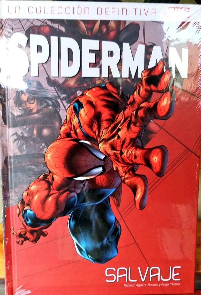 1-6 - [Marvel - SALVAT] SPIDERMAN La Colección Definitiva en Argentina - Página 5 Eaerll10