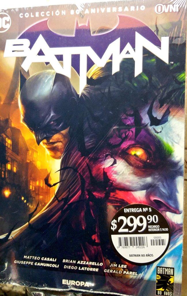 1 - [La Nación - Ovni-Press] Colección Batman: 80 aniversario - Página 5 Eauxys10
