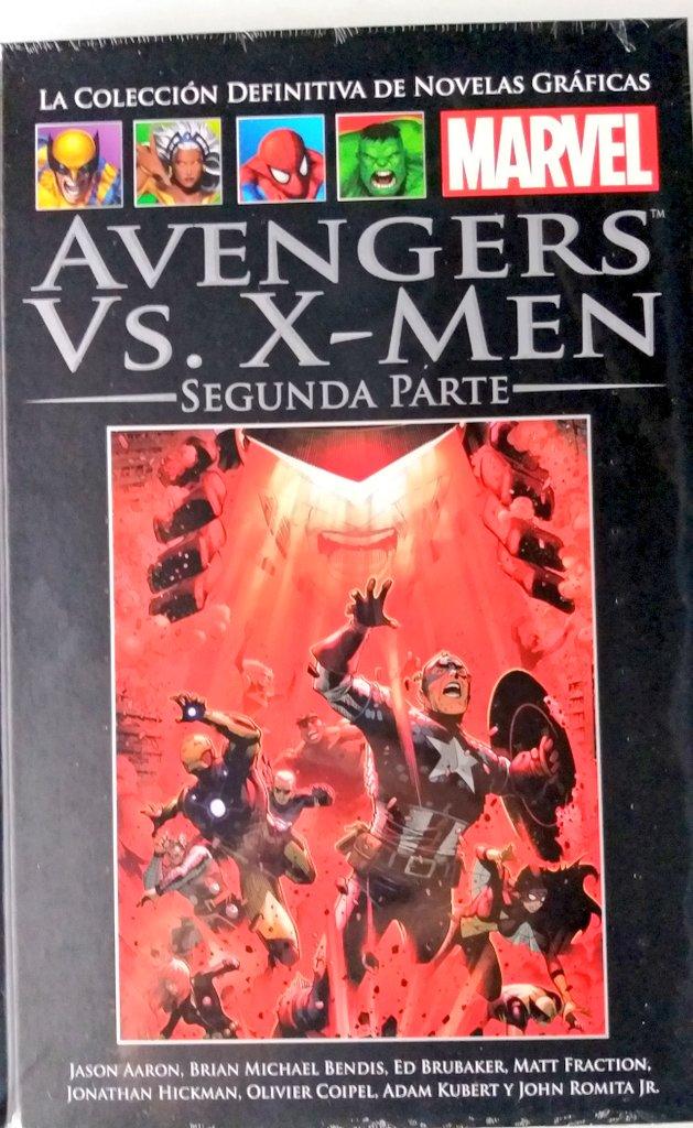 [Marvel - Salvat] La Colección Definitiva de Novelas Gráficas de Marvel v4 - Página 31 Eb7y1g10