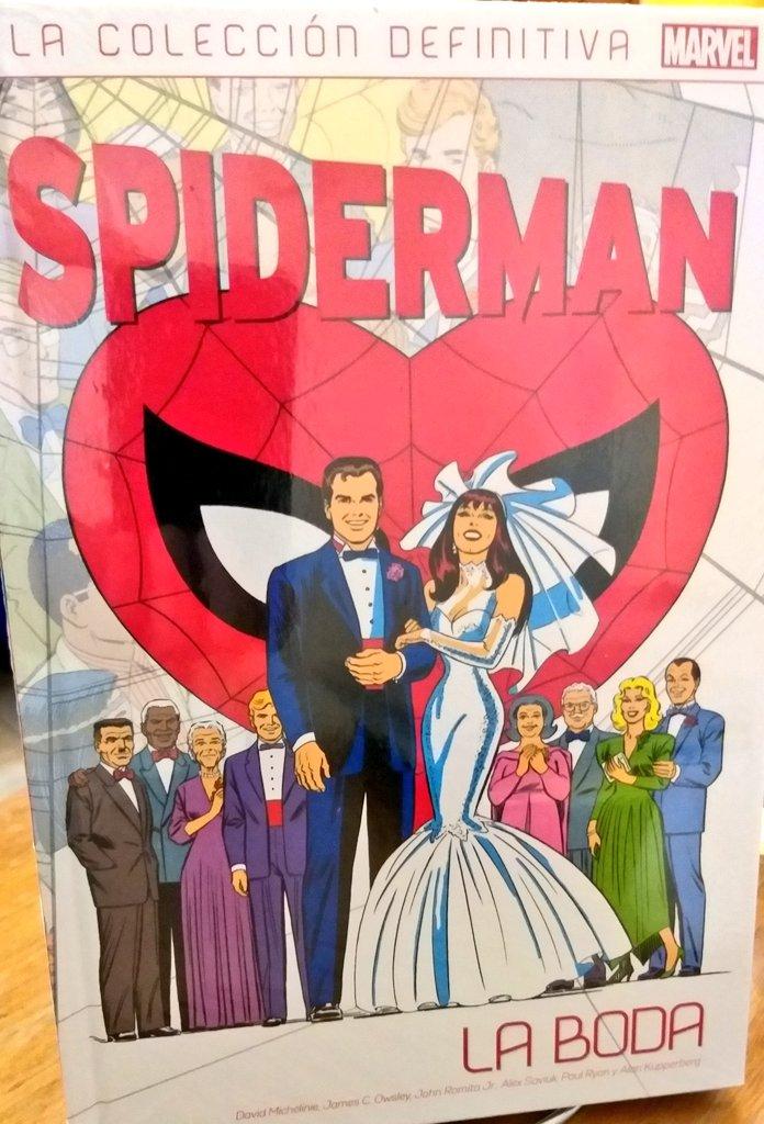 1 - [Marvel - SALVAT] SPIDERMAN La Colección Definitiva en Argentina - Página 5 Ebmp2y10