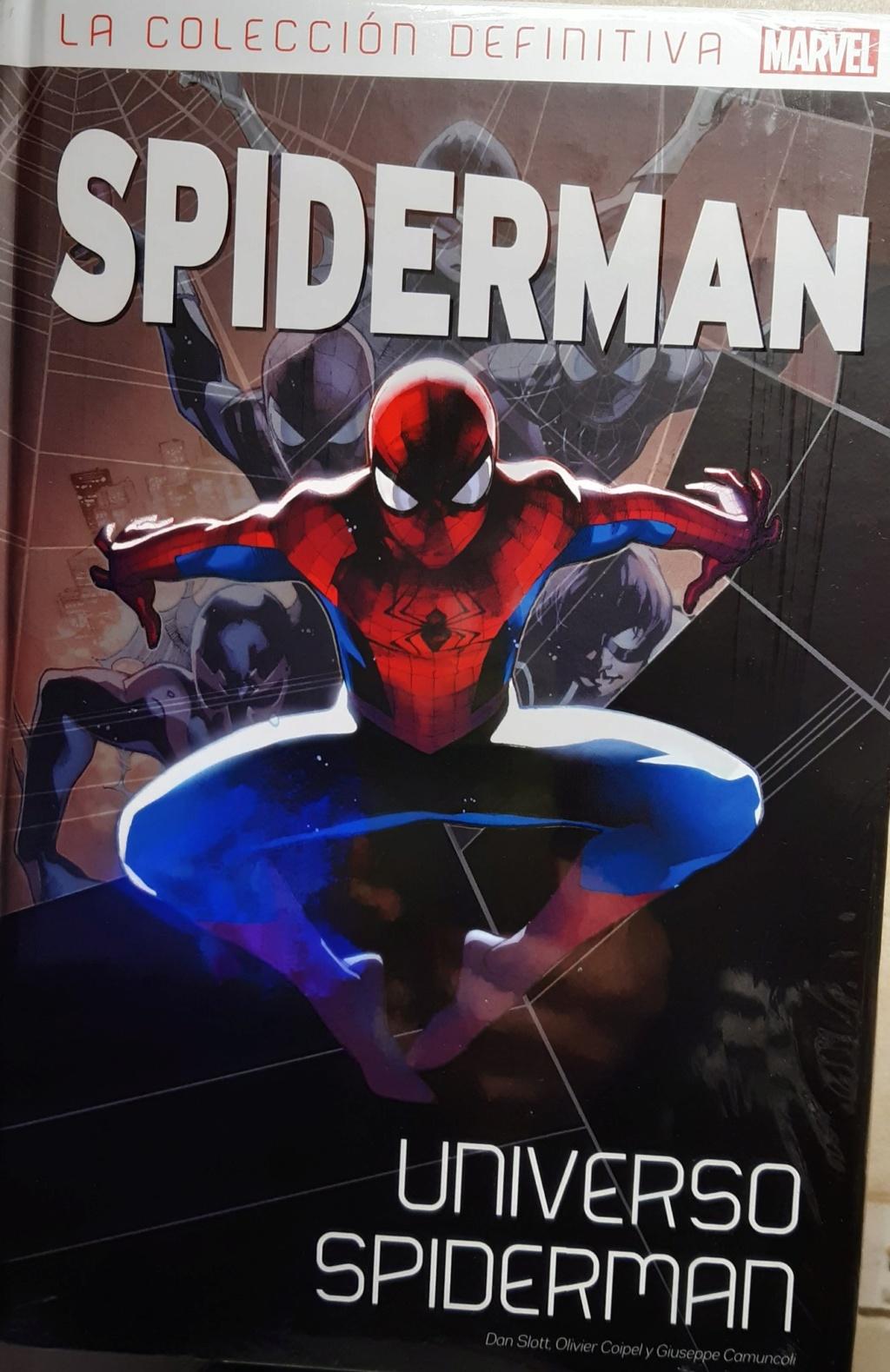1-5 - [Marvel - SALVAT] SPIDERMAN La Colección Definitiva en Argentina - Página 6 Ebwyde10