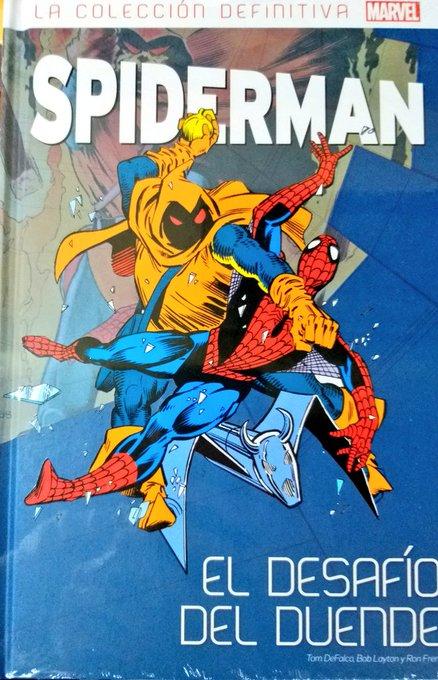 1-6 - [Marvel - SALVAT] SPIDERMAN La Colección Definitiva en Argentina - Página 5 Ed20pm10