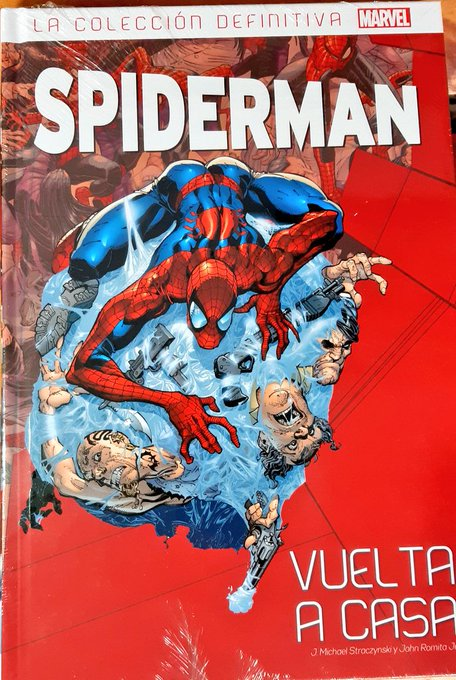 1-5 - [Marvel - SALVAT] SPIDERMAN La Colección Definitiva en Argentina - Página 6 Edsifv10