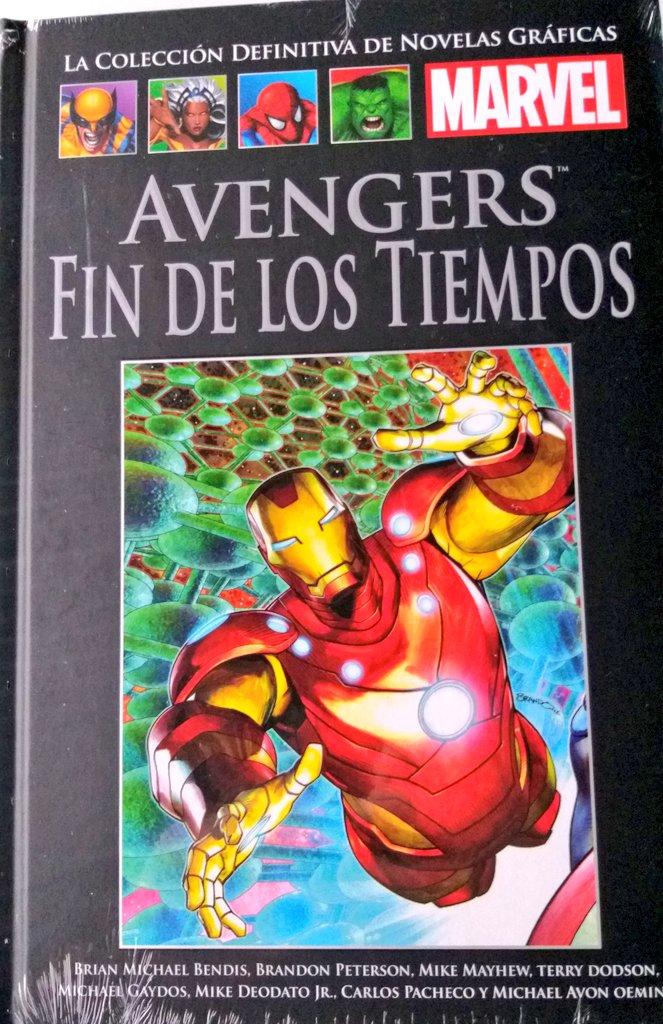 86 -  [Marvel - Salvat] La Colección Definitiva de Novelas Gráficas de Marvel v4 - Página 31 Eeletp10
